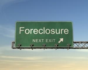 Foreclosure next exit